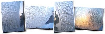 Преглед на Лед по прозорците