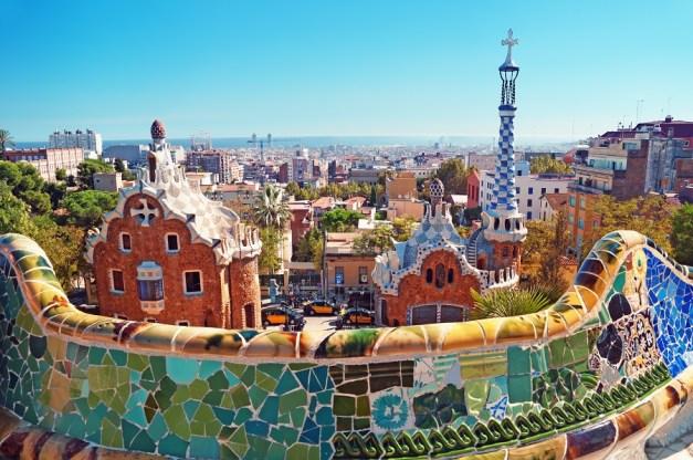 destinatii de toamna: Barcelona