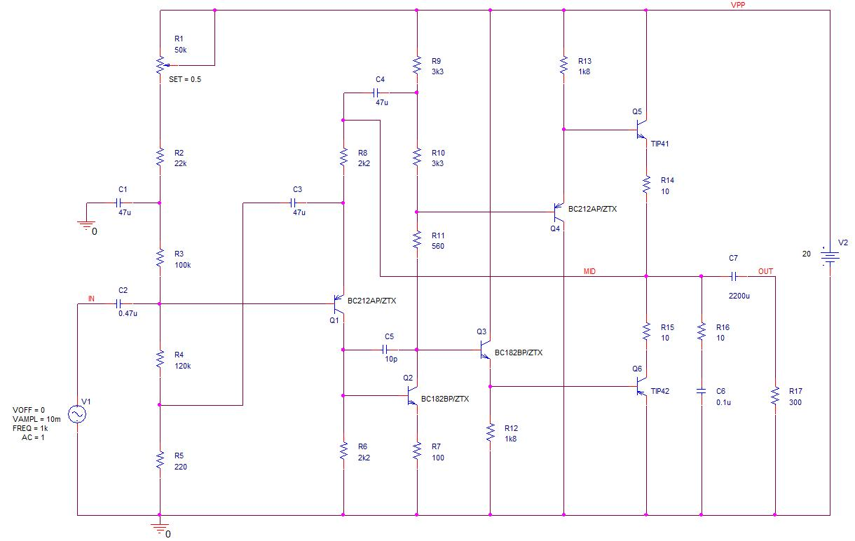 hight resolution of completed schematic