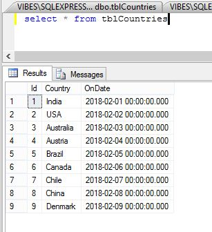 ASP NET - DataTable Filter by Multiple Column Values