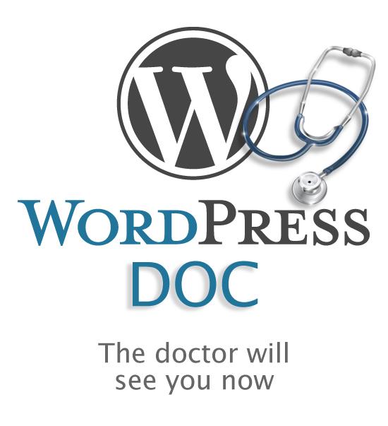 Wordpress Doc Heals Your Sick Website