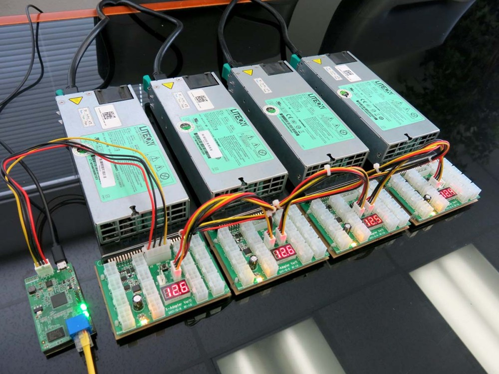 medium resolution of  diagram parallel miner remote managed 4100 4400w best mining power supply on dell power supply