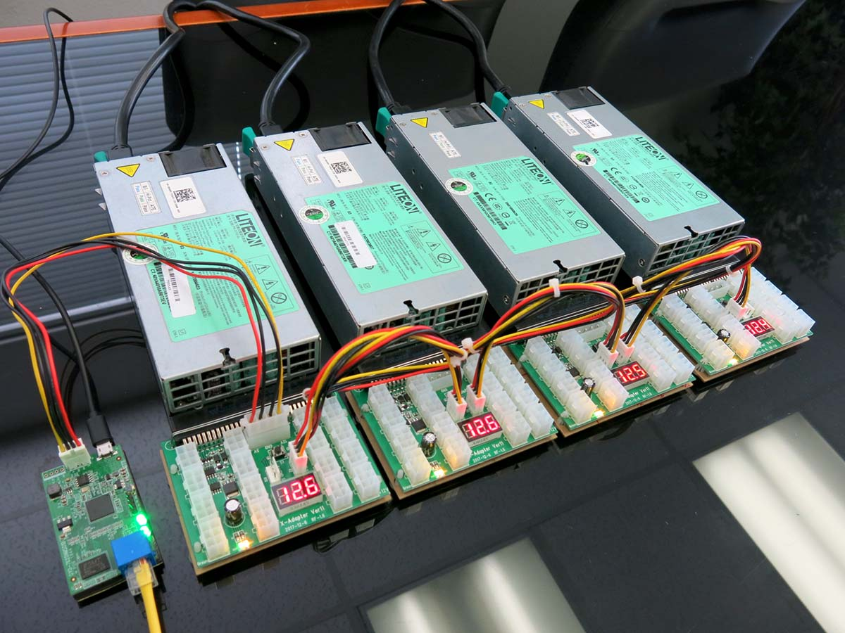 hight resolution of  diagram parallel miner remote managed 4100 4400w best mining power supply on dell power supply