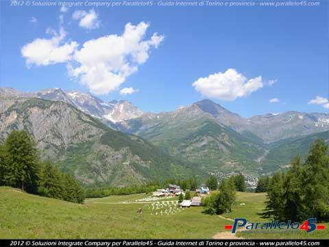 Bardonecchia TO Pian del Sole  Parallelo45 Gallery  Torino e il Piemonte in foto