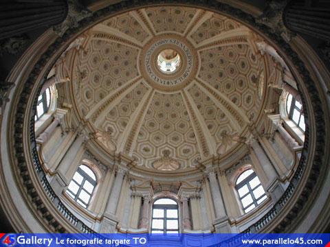 Torino Basilica di Superga  La Cupola  Parallelo45 Gallery  Torino e il Piemonte in foto