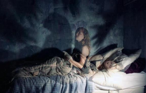 sleep paralysis shaman