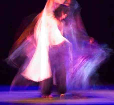 Blue Moon Dancer