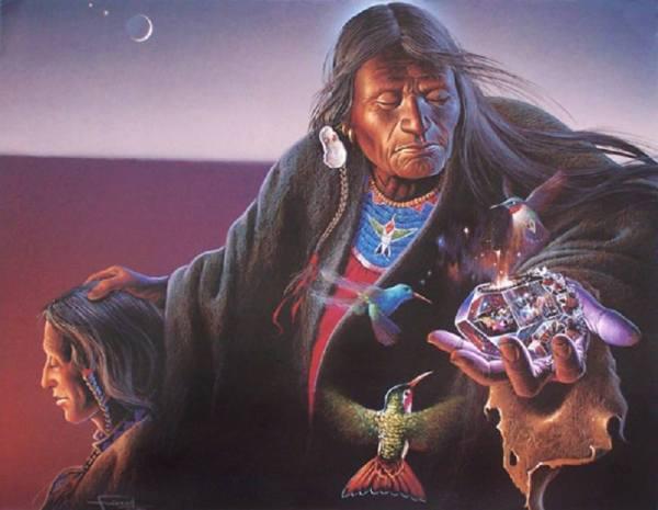 medicine-shaman