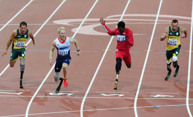 London 2012 Paralympics Prove to be Online Success   International Paralympic Committee