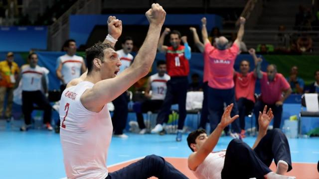 Sitting volleyball - News | International Paralympic Committee