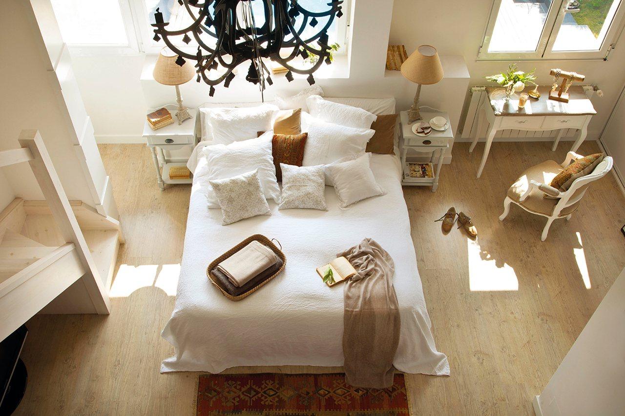 El mundo del dormitorio  Para M y Para Mam