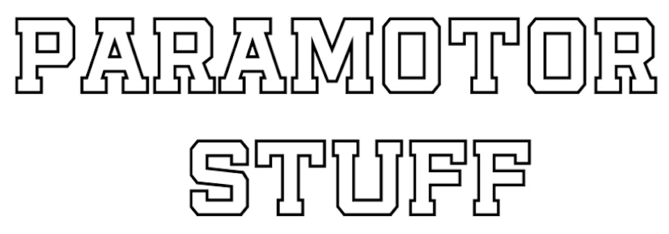 Paramotor Stuff!