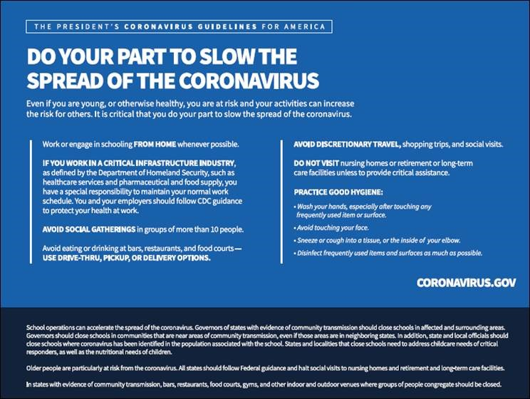 Information and Updates on the Novel (new) Coronavirus (COVID-19 ...
