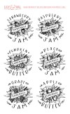 These labels are sure to make your homemade ts just a little more special Simply the PDFs onto your desktop and print