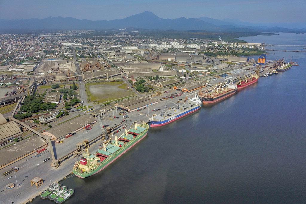Porto de Paranaguá é modelo no combate à Covid-19 no Estado