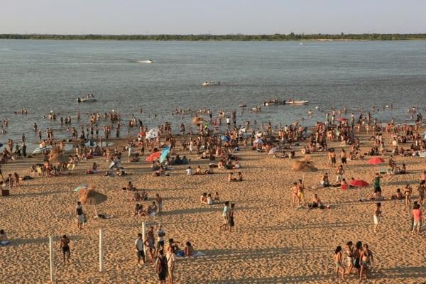 Playa de Paraná