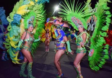 Sábado y Domingo: Carnaval 2020