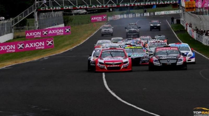 Paraná inicia el Top Race 2018