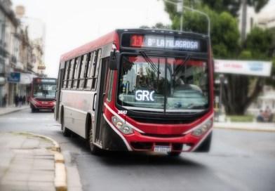 Colectivos en Paraná - Marzo 2020