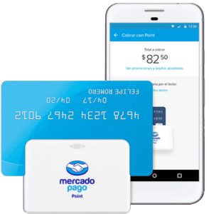Versión económica de Mercado Point para aceptar tarjetas