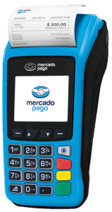 MercadoPago Point Plus, dispositivo igual al Posnet