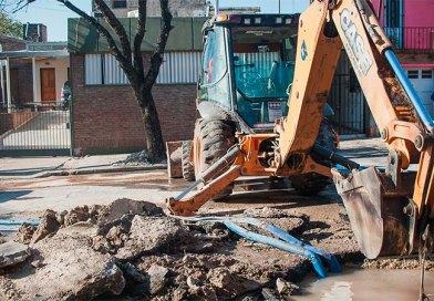 Falta de presión de agua en varias zonas de Paraná