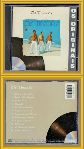 Os Tincoãs_Album_Os Originais