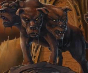 Cerbère- Le gardien des enfers