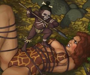 Les pygmés dans la mythologie grecque
