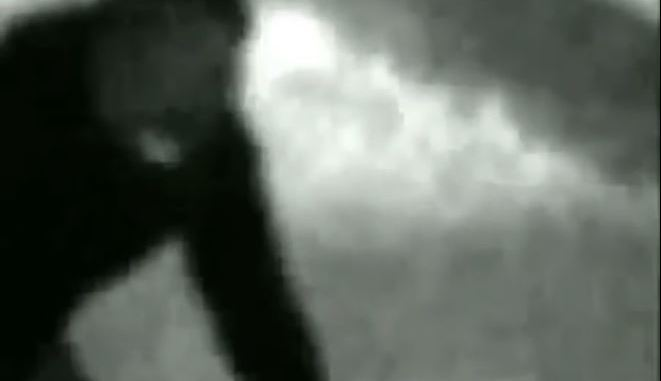 Werewolf caught on camera Brazil