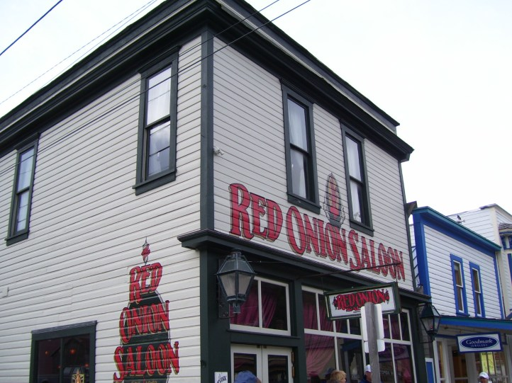 Red Onion Saloon, Skagway
