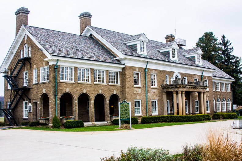 Dorr E. Felt Mansion