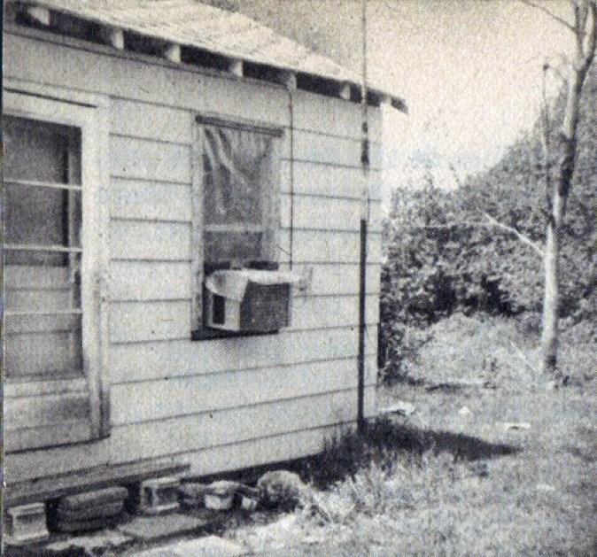 The Enfield Monster Henry McDaniel house