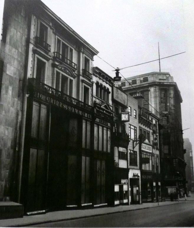 Cripps Bold Street Liverpool