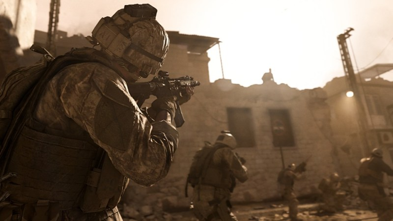Call of Duty, de las mejores sagas de juegos de guerra