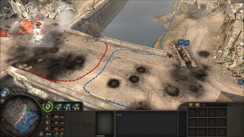 Gameplay - Juego táctico de guerra