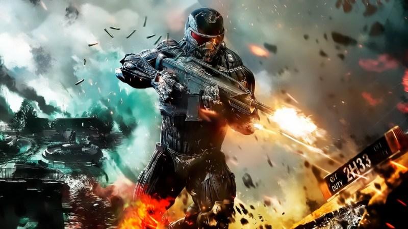 Crysis, de los mejores juegos de disparos