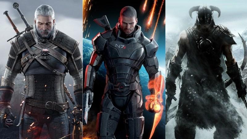 3 de los mejores juegos de RPG de la historia
