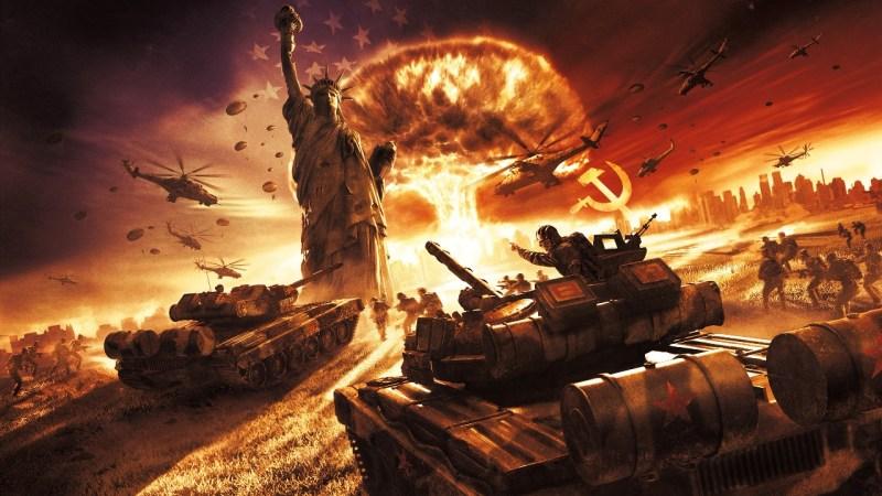 Juego de estrategia de la Tercera Guerra Mundial