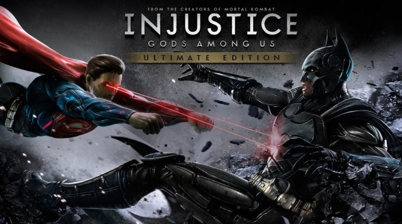 Batman vs. Superman en Injustice: Gods Among Us Ultimate Edition
