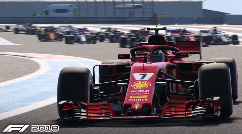 F1 2018, gratis en Humble Bundle