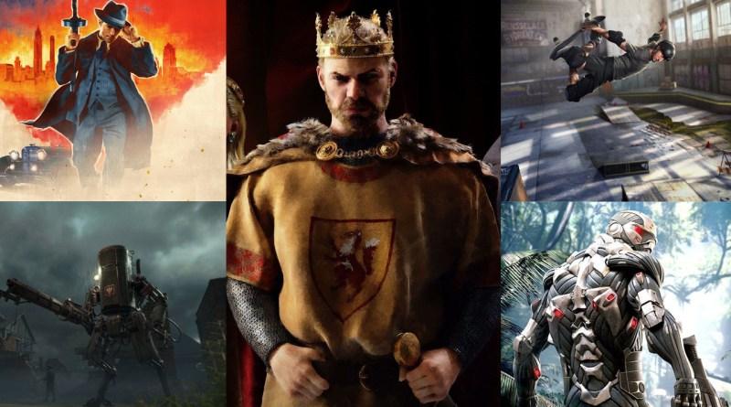 Los juegos más destacados de septiembre 2020