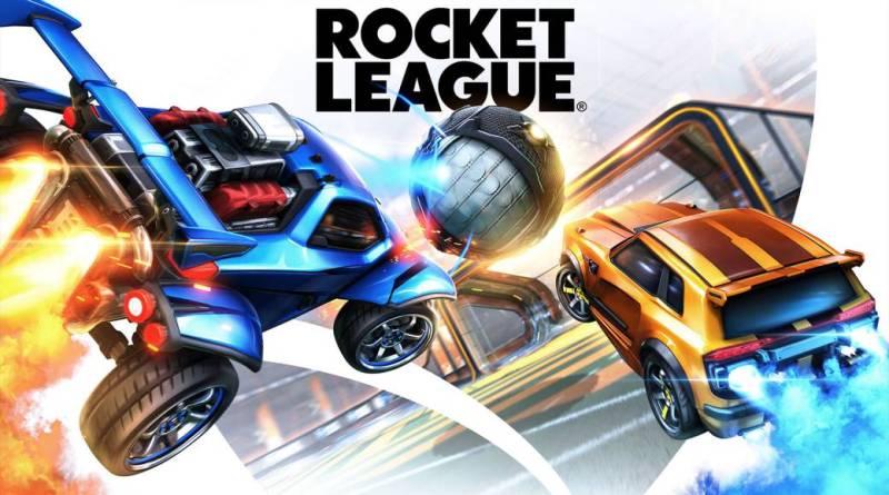 Rocket League, gratis en Epic Games