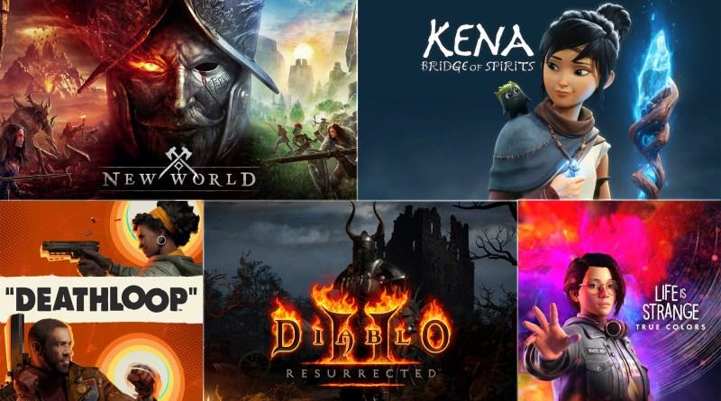 Mejores juegos de PC para septiembre 2021