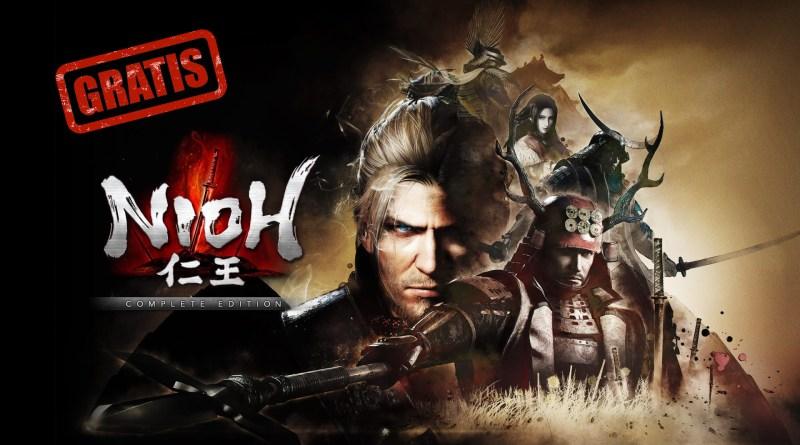 Nioh gratis en Epic Games
