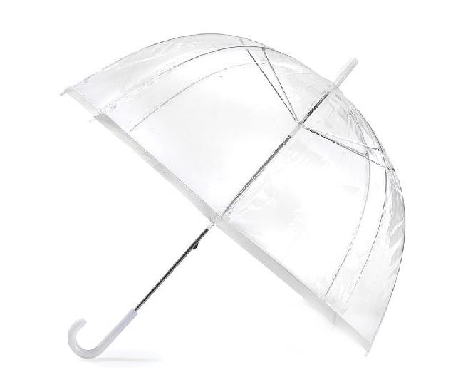 Klare paraplyer