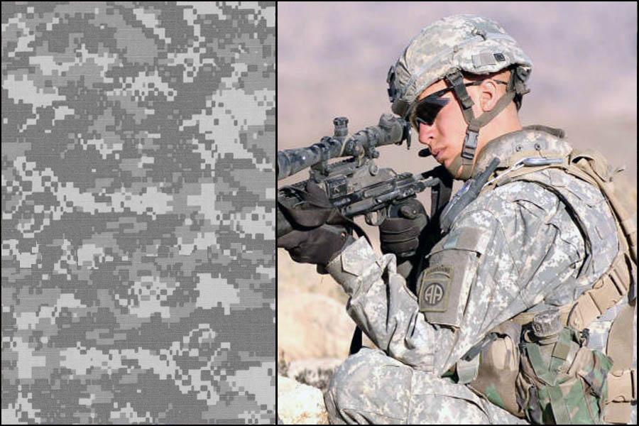military uniform patterns design