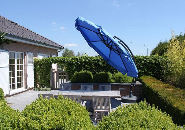 optez pour un parasol de fabrication