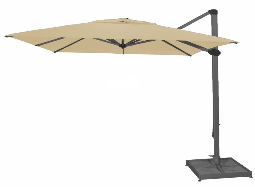 parasol excentre palestro solero 4x4m