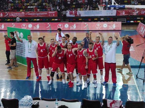 koszykarze polska turcja